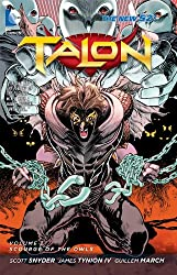 Talon Vol. 1: Scourge of the Owls (The New 52)