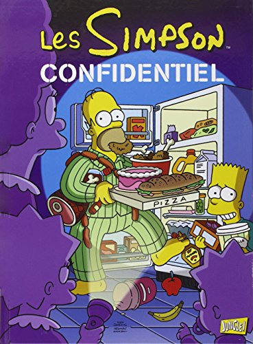 Les Simpson, Tome 26 : Confidentiel