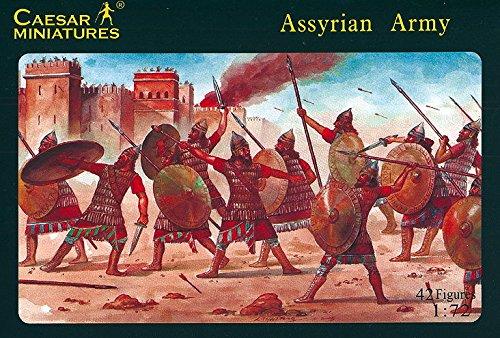 Unbekannt Caesar Miniatures H007-Maqueta de Assyrian Army