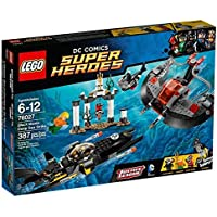 LEGO Super Heroes - Manta Negra Deep Sea Strike (76027)