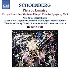 Pierrot Lunaire/Orch. Lieder