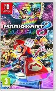 Mario Kart 8 Deluxe - Import anglais, jouable en français