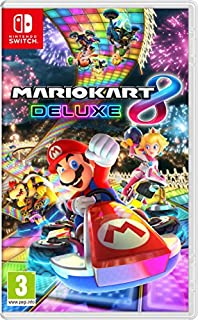 Mario Kart 8 Deluxe (Nintendo Switch) (B01N1081RO) | Amazon Products