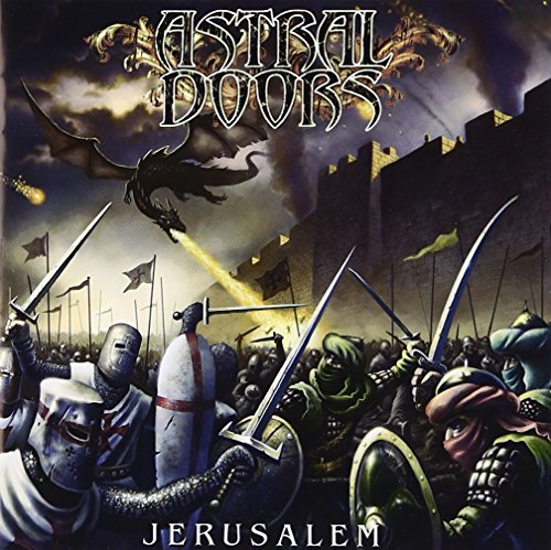 Astral Doors - Jerusalem +2 [Japan CD] KICP-1604