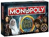 Winning Moves WIN44635 Monopoly: Herr Ringe Neu, Brettspiel