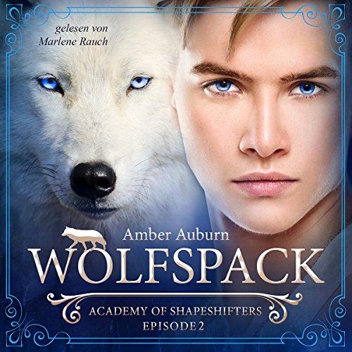 Buchseite und Rezensionen zu 'Wolfspack: Academy of Shapeshifters 2' von Amber Auburn