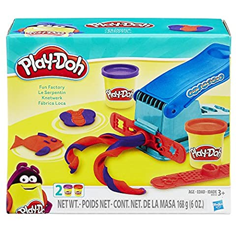 Play-Doh Fun Factory Set by Play-Doh