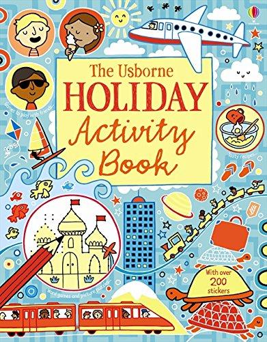 The Usborne Holiday Activity Book (Activity Books)