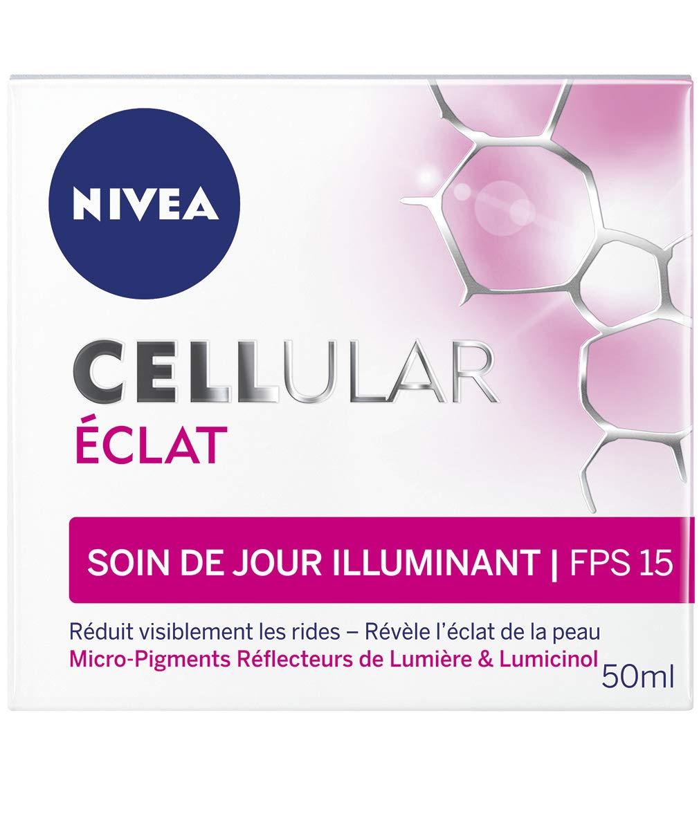 Nivea Cellular Radiance reforzador Día 50ml