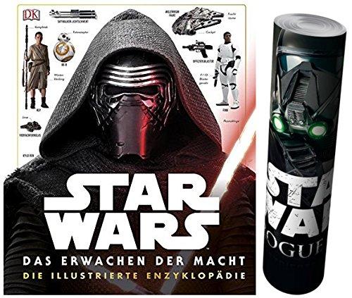 Star Wars™ Das Erwachen der Macht. Die illustrierte Enzyklopädie + Star Wars (Rey Star Kostüm Details Wars)