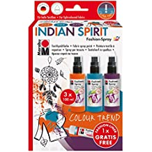 Marabu FashionSpray Indian Spirit - Pintura textil