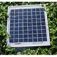 SUNYOUNGERTM - Pannello solare policristallino, 5w, per pompa Dc