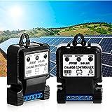 Top-Sell 6V 12V 10A Contrôleur automatique de charge de panneau solaire Régulateur de chargeur de batterie PWM...