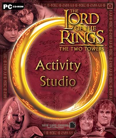 Lord of the Rings Two Towers Activity