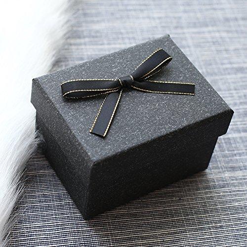 Weihnachtsbaumschmuck SeriesGift Felder 5 pcs, 9 * 6 * 6 keine Sportwetten Tipps die dunkelgraue Bow Tie keine Tasche
