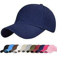 heekpek Cappellino da Baseball Unisex Cotone Berretto da Baseball delle Ragazze Snapback di Hip Hop Cappello Sport…