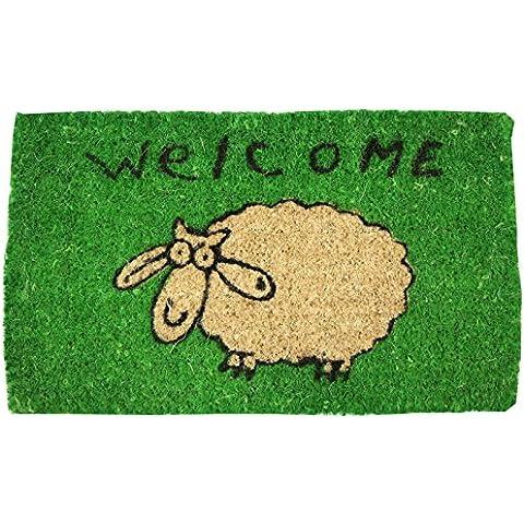 Just Contempo-Tappeto di pecore da porta