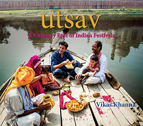 UTSAV: A Culinary Epic of Indian Festivals
