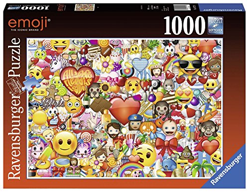 emoji puzzle Ravensburger 19772 Emoji Puzzle