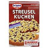 Dr. Oetker Streusel Kuchen, 485 g