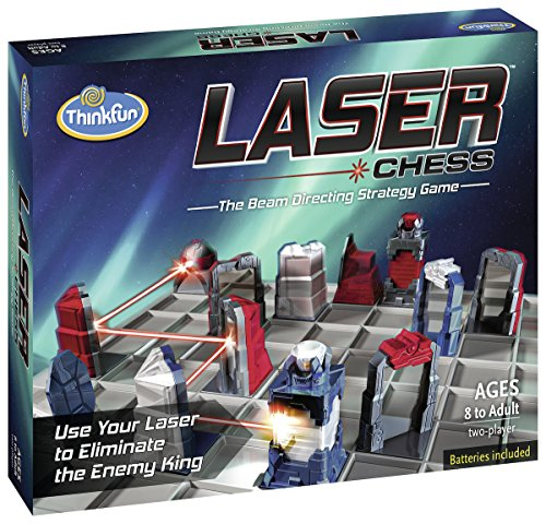 Ravensburger 76350 ThinkFun Laser Chess Spiel - Smart Game