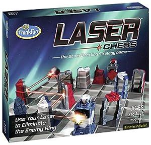 Ravensburger- Laser Chess THINKFUN, Multicolor (76350)