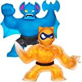 Heroes of Goo Jit Zu Coffret Duel avec Attaque Jet d'Eau - Coffret de 2 Figurines Dont Une dorée Pantaro vs Battaxe 41052