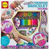Alex Toys Diy Wear - 137x - Kit De Bracelets Brésiliens A Tisser