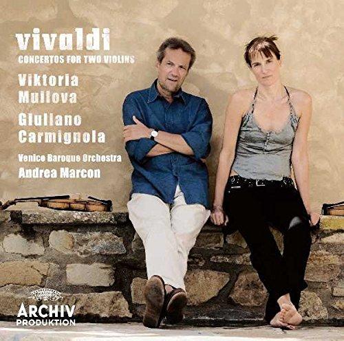 Vivaldi : Concertos pour 2 violons Rv516, Rrv511, Rv514, Rv524, Rv509, Rv523