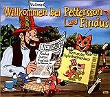 Pettersson und Findus: Buch im Buch 1: Willkommen bei Petterson und Findus, Mein erstes Englischwörterbuch