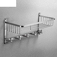 mensola doccia in acciaio inox/accessori per il bagno/muro del bagno scaffalature ciondolo/ Cesto appeso gancio-A