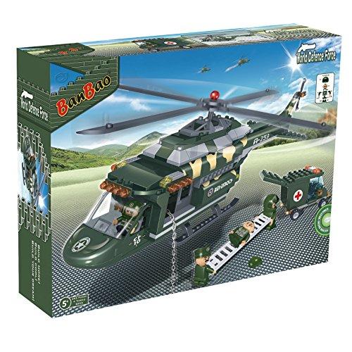 BANBAO 8253 HELICOPTERO MEDICO