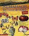 Almanach des Terres de France 2010 par Presses de la Cité