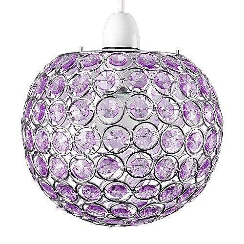 minisun-abat-jour-moderne-pour-suspension-cristaux-violettes-sur-une-boule-chrome-pour-douille-de-42