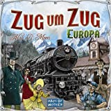 Asmodee Days of Wonder 200098 - Zug um Zug Europa