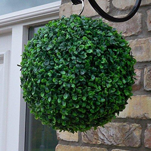 Best Artificial 28cm Green Boxwood Buxus Grass