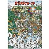 Wusel Puzzle Sonderangebot in der Tüte - Zürich 336 Teile