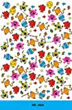 Mr Men Party Table Cover