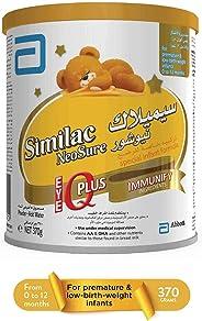 Similac Neosure Infant Formula Milk - 370G Tin, Cabn000136