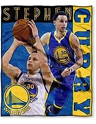 NBA Player Silk Touch Couvre-lit, 127cm par 152,4cm