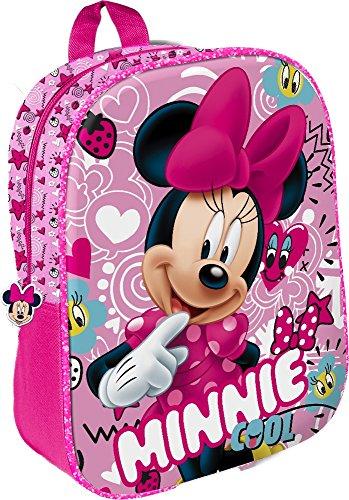 1bcca7fcdc Star Licensing Disney Minnie Zainetto per Bambini, 32 cm, Multicolore