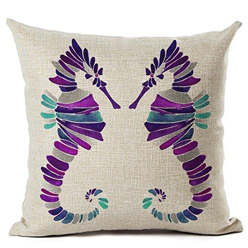 coolsummer-color-pattern-design-lino-hippocampus-quadrato-pillowcasesdecorative-come-federa-per-diva