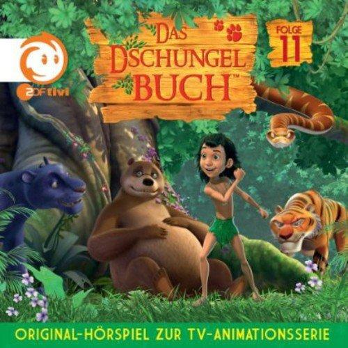 Das Dschungelbuch Original Hörspiel zur TV-Serie: Folge 11