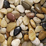 Flusskiesel KLEIN ca 8-25 mm 5 KG. Kleine Flußkiesel, Kieselsteine GEMISCHT