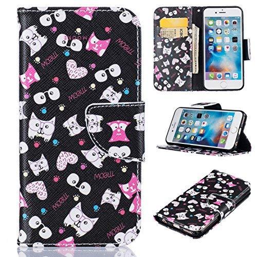Firefish b9 dollars iphone 5s case grip pineapp Handy-Schutzhülle, Apple iPhone 5/5S/SE, katze, Stück: 1