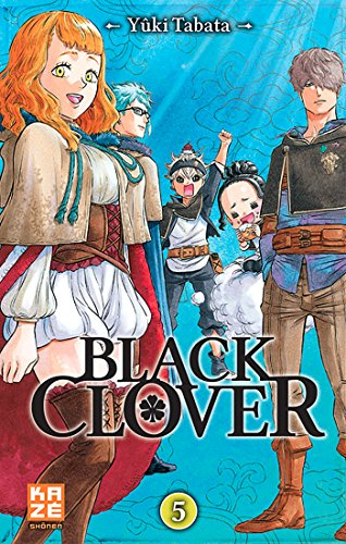 Black Clover /5 : Lumière