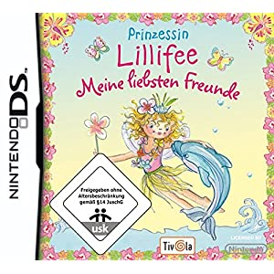 Prinzessin Lillifee – Meine liebsten Freunde