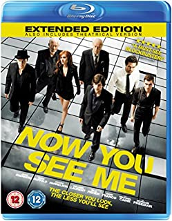 Now You See Me [Blu-ray] (B00AW9M8N6) | Amazon Products