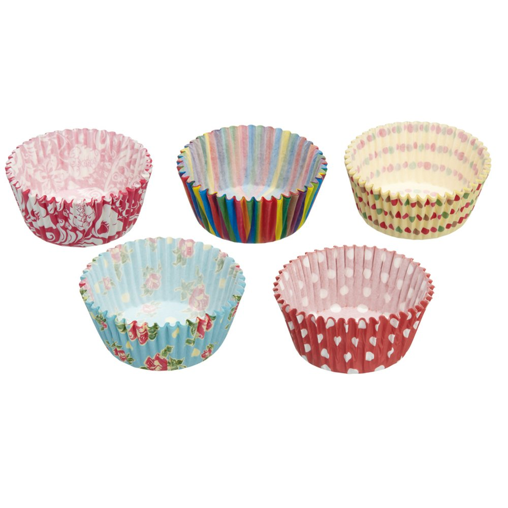 Sweetly Does It Assorted Paper Cake Cases - Pack of 250 ...