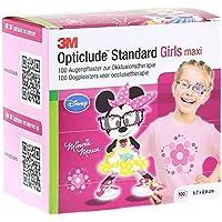 OPTICLUDE 3M Disney Girls 2539MDPG-100 100 St Pflaster preisvergleich bei billige-tabletten.eu